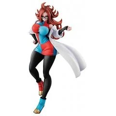 DRAGON BALL GALS DRAGON BALL FIGHTERZ PRE-PAINTED PVC FIGURE: ANDROID 21 Mega House