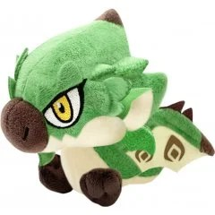 MONSTER HUNTER DEFORMED PLUSH: RATHIAN (RE-RUN) Capcom