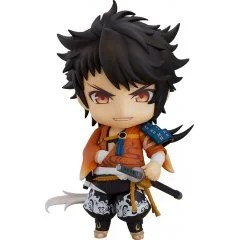NENDOROID NO. 1147 TOUKEN RANBU -ONLINE-: MUTSUNOKAMI YOSHIYUKI [GOOD SMILE COMPANY ONLINE SHOP LIMITED VER.] Orange Rouge