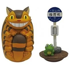TANOSHIKU YURA YURA ROLY-POLY MY NEIGHBOR TOTORO CAT BUS (RE-RUN) Ensky