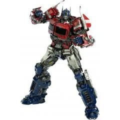 TRANSFORMERS BUMBLEBEE DLX SCALE: OPTIMUS PRIME Three A