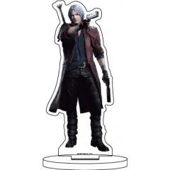 DEVIL MAY CRY 5 CHARA ACRYLIC FIGURE: 02 DANTE A3