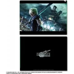 FINAL FANTASY VII REMAKE METALLIC FILE VOL.1 Square Enix