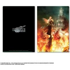 FINAL FANTASY VII REMAKE METALLIC FILE VOL.2 Square Enix