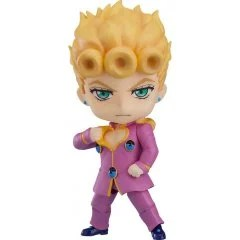 NENDOROID NO. 1155 JOJO'S BIZARRE ADVENTURE GOLDEN WIND: GIORNO GIOVANNA [GOOD SMILE COMPANY ONLINE SHOP LIMITED VER.] Medicos Entertainment