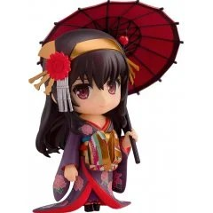 NENDOROID NO. 1161 SAEKANO HOW TO RAISE A BORING GIRLFRIEND FINE: UTAHA KASUMIGAOKA KIMONO VER. Good Smile
