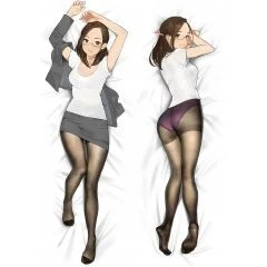 MIRU TIGHTS DAKIMAKURA COVER: OKUZUMI YUIKO TRUSS