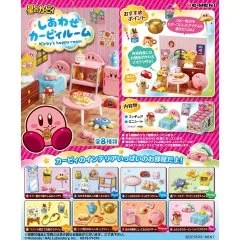 KIRBY'S DREAM LAND HAPPY KIRBY ROOM (SET OF 8 PIECES) (RE-RUN) Re-ment