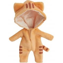 NENDOROID DOLL: KIGURUMI PAJAMAS (TABBY CAT) Good Smile