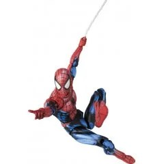 MAFEX NO.108 THE AMAZING SPIDER-MAN: SPIDER-MAN (COMIC PAINT) Medicom
