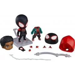 NENDOROID NO. 1180-DX SPIDER-MAN INTO THE SPIDER-VERSE: MILES MORALES SPIDER-VERSE EDITION DX VER. Good Smile