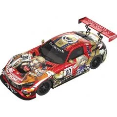 1/18 SCALE MINIATURE CAR: GOOD SMILE RACING & TYPE-MOON RACING 2019 SPA24H VER. Good Smile Racing
