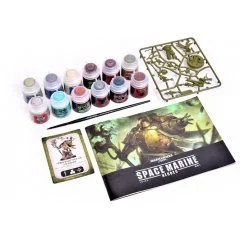 WARHAMMER 40,000: SPACE MARINE HEROES SERIES NO.3 BASIC PAINTING SET Max Factory