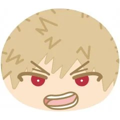 MY HERO ACADEMIA BIG OMANJU CUSHION 2: KATSUKI BAKUGO Ensky