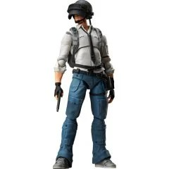 FIGMA SP-118 PLAYERUNKNOWN'S BATTLEGROUNDS: THE LONE SURVIVOR Freeing