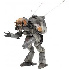 MASCHINEN KRIEGER 1/20 SCALE MODEL KIT: MOON/SPACE HUMANOID MODEL UNMANNED INTERCEPTOR VEGA/ALTAIR (RE-RUN) Hasegawa