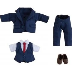 NENDOROID DOLL: OUTFIT SET (SUIT - NAVY) Good Smile