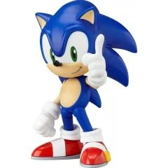 NENDOROID NO. 214 SONIC THE HEDGEHOG: SONIC (RE-RUN) Good Smile