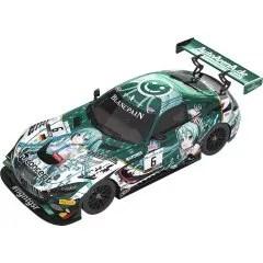 CHARACTER VOCAL SERIES 01 VOCALOID HATSUNE MIKU 1/18 SCALE MINIATURE CAR: #6 MERCEDES-AMG TEAM BLACK FALCON 2019 SPA24H VER. Good Smile Racing
