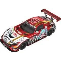HATSUNE MIKU GT PROJECT 1/18 SCALE MINIATURE CAR: MERCEDES-AMG TEAM GOOD SMILE 2019 SUZUKA 10HOURS VER. Good Smile Racing