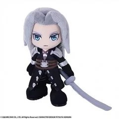 FINAL FANTASY VII ACTION DOLL: SEPHIROTH Square Enix