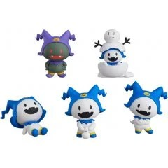 HEE-HO! JACK FROST COLLECTIBLE FIGURES (SET OF 6 PIECES) Max Factory
