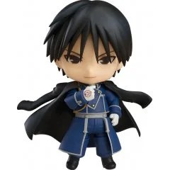 NENDOROID NO. 823 FULLMETAL ALCHEMIST: ROY MUSTANG (RE-RUN) Good Smile