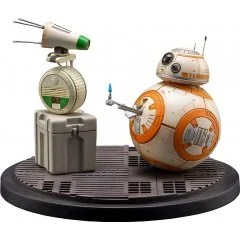 ARTFX+ STAR WARS THE RISE OF SKYWALKER 1/7 SCALE PRE-PAINTED FIGURE: D-O & BB-8 Kotobukiya