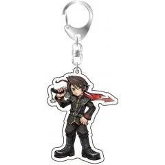 DISSIDIA FINAL FANTASY ACRYLIC KEYCHAIN: SQUALL VOL.2 (RE-RUN) Square Enix