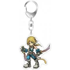 DISSIDIA FINAL FANTASY ACRYLIC KEYCHAIN: ZIDANE (RE-RUN) Square Enix