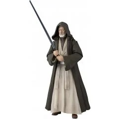 S.H.FIGUARTS STAR WARS EPISODE IV A NEW HOPE: OBI-WAN KENOBI (RE-RUN) Tamashii (Bandai Toys)