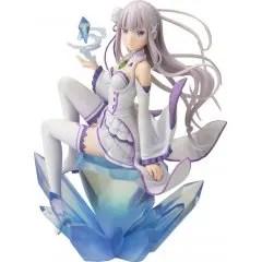 RE:ZERO KARA HAJIMERU ISEKAI SEIKATSU 1/8 SCALE PRE-PAINTED FIGURE: EMILIA (RE-RUN) Kotobukiya