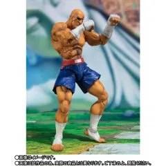 S.H.FIGUARTS STREET FIGHTER V: SAGAT Tamashii (Bandai Toys)