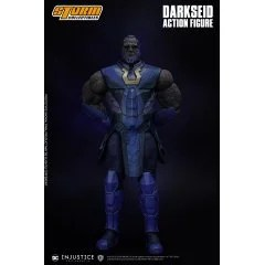 INJUSTICE GODS AMONG US 1/12 SCALE PRE-PAINTED ACTION FIGURE: DARKSEID Storm Collectibles
