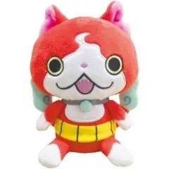YO-KAI WATCH CHIBI PLUSH: JIBANYAN Tamashii (Bandai Toys)