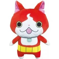 YO-KAI WATCH MOGYU PLUSH: JIBANYAN Tamashii (Bandai Toys)