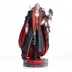CASTLEVANIA SYMPHONY OF THE NIGHT STATUE: DRACULA STANDARD EDITION First4Figures