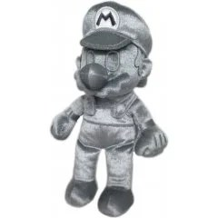SUPER MARIO ALL STAR COLLECTION PLUSH: AC58 METAL MARIO (S SIZE) San-ei Boeki