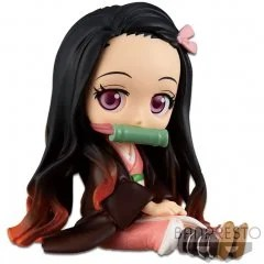 DEMON SLAYER KIMETSU NO YAIBA Q POSKET PETIT VOL.1: NEZUKO KAMADO Banpresto