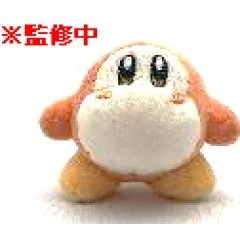 KIRBY'S DREAM LAND TENORI PLUSH MASCOT: WADDLE DEE Gray Parka Service