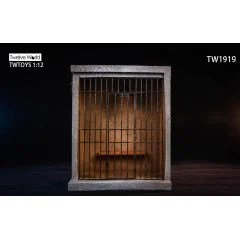 TWTOYS TW1919 1/12 SCALE FIGURE: PRISON SCENE METAL RAILING Twelve World