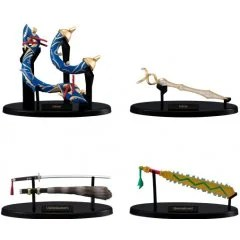 MINIATURE PROP COLLECTION FATE/GRAND ORDER -ABSOLUTE DEMONIC BATTLEFRONT: BABYLONIA- VOL. 2 (SET OF 8 PACKS) Bandai Entertainment