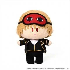 GINTAMA YORINUI PLUSH: OKITA SOUGO Movic