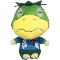 ANIMAL CROSSING ALL STAR COLLECTION PLUSH: DP10 KAPP'N (S) San-ei Boeki