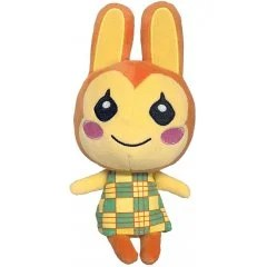 ANIMAL CROSSING ALL STAR COLLECTION PLUSH: DP15 BUNNIE (S) San-ei Boeki