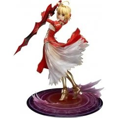 FATE/EXTRA 1/7 SCALE PRE-PAINTED FIGURE: SABER EXTRA (RE-RUN) Good Smile