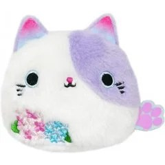 FLOWER NEKO DANGO PLUSH: HYDRANGEA MIKE (RE-RUN) San-ei Boeki