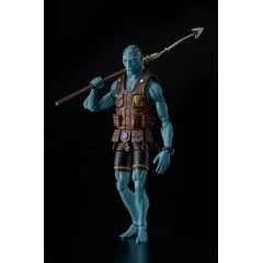 HELLBOY 1/12 SCALE ACTION FIGURE: ABE SAPIEN 1000Toys