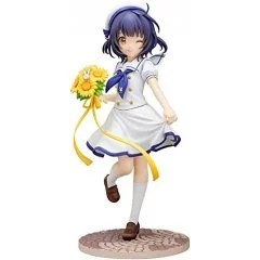 IS THE ORDER A RABBIT?? 1/7 SCALE PRE-PAINTED FIGURE: MAYA (SUMMER UNIFORM) Plum