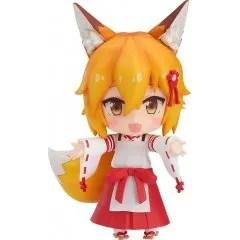 NENDOROID NO. 1271 THE HELPFUL FOX SENKO-SAN: SENKO [GOOD SMILE COMPANY ONLINE SHOP LIMITED VER.] Good Smile
